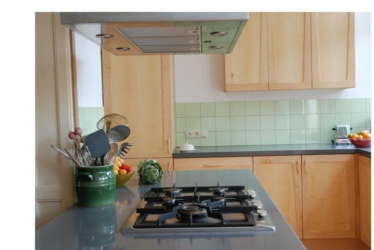 Keuken esdoorn