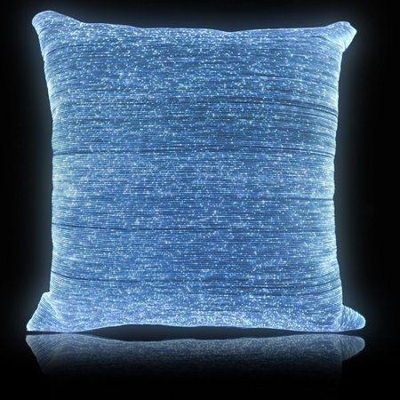 LED fiber pillow www.cmcdesign.it