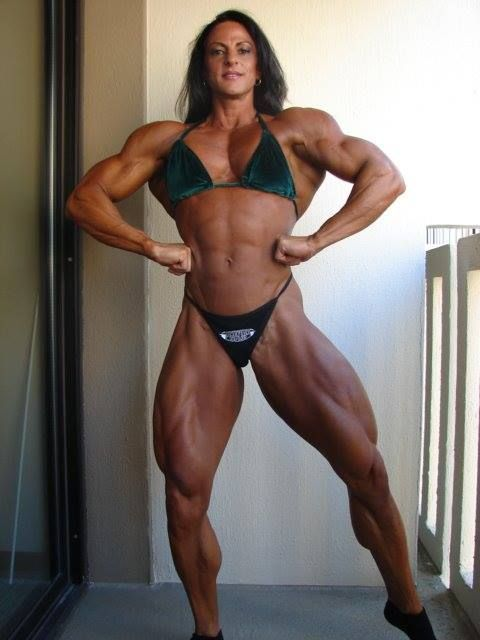 More female bodybuilders - M | Pinterest | Muscles and Female muscle