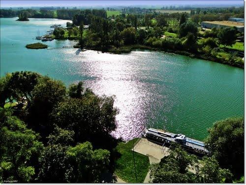 Kruszwica. Jezioro Gopło - Krystyna SIEG