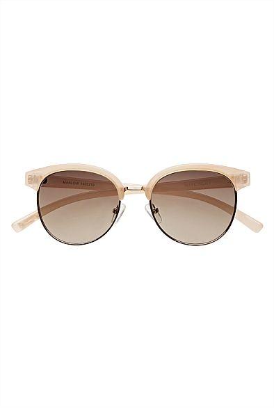 Marlow Sunglasses  #WITCHERYSTYLE