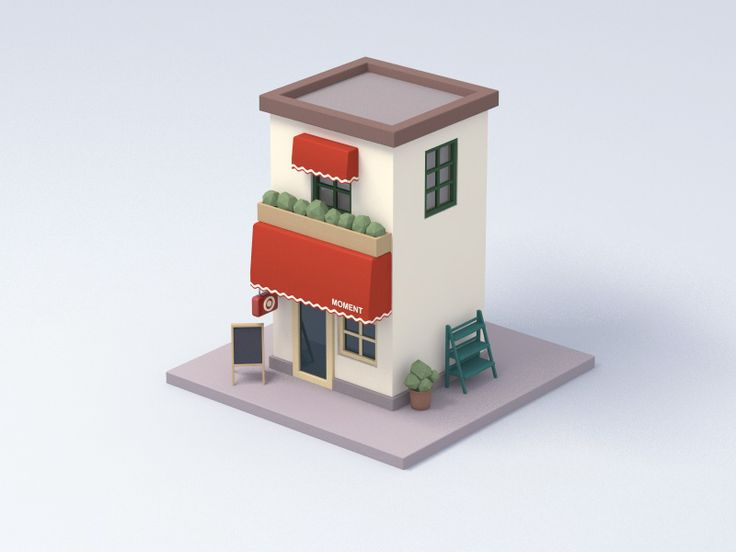 Building by oumomo