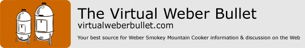 This is a great resource for anyone that owns a Weber Smoky Mountain Cooker.  There are some great tips on setting your cooker up to do an all night cook as well as some recipes.