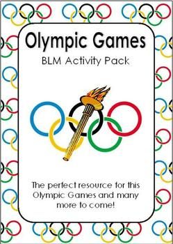 This 33 page pack of worksheets is perfect for every time the Olympics occurs because no particular Games is mentioned, rather it focuses on the sp...