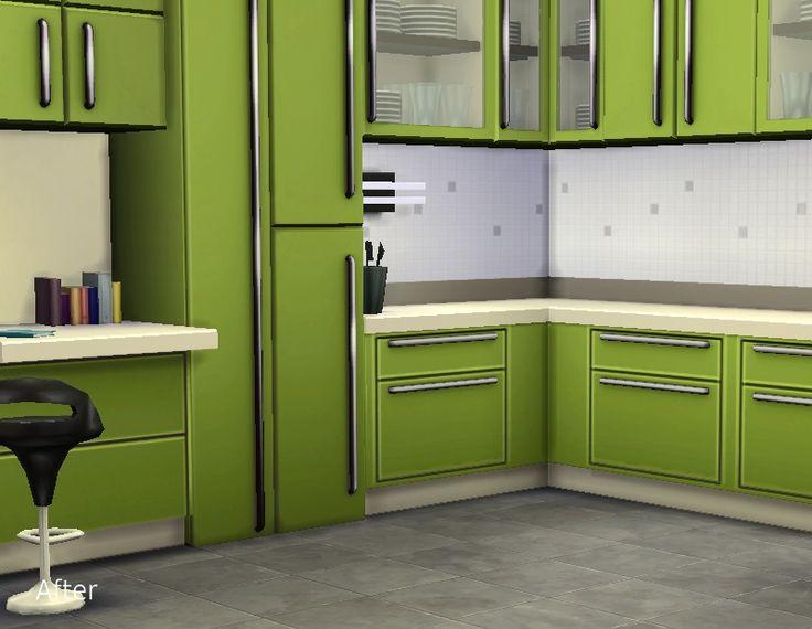 Mod The Sims - Fix Harbinger Lumière, lumière identique sur tous les meubles