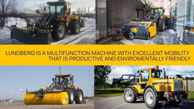 Lundberg multifunction machine