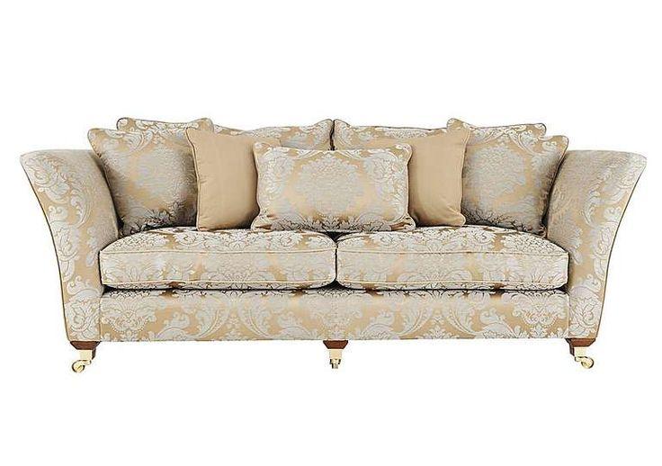 Vantage 4 Seater Fabric Sofa - Sale £1699 Furniture Village