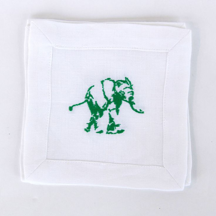 Anali Elephant Cocktail in Green and White | Cocktails, Elephants and ...