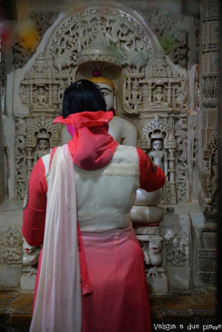 Tempio giainista - Jaisalmer, India