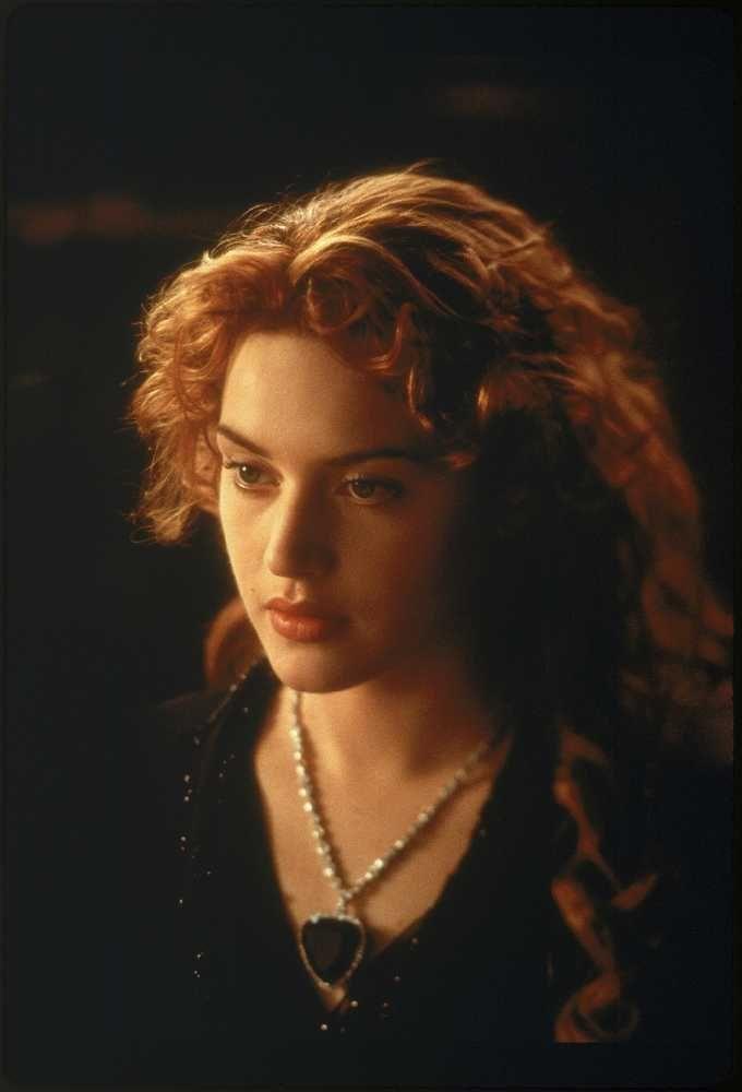 Kate Winslet in Titanic (1997)