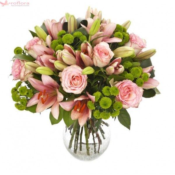 so-natural-buchet-trandafiri-crini_1.jpg (600×600)