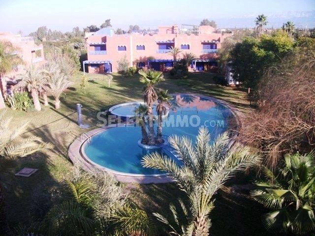 Location Villa Marrakech Route de l Ourika  300 m2 - 4 chambre(s)
