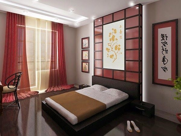 Japanese decor | Full catalog of Japanese style bedroom decor and furniture