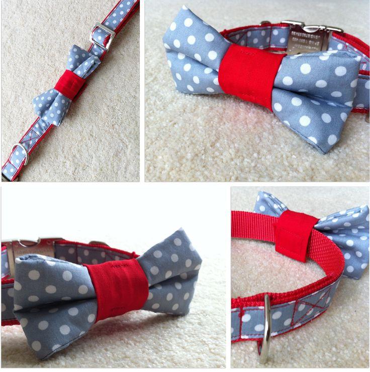 Hundehalsband selber nähen  Dog Collar Handmade