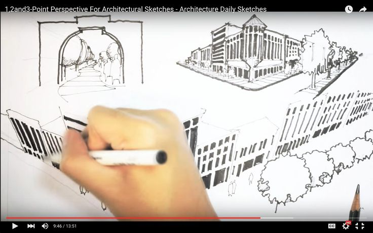 We've all heard the story of the cocktail napkin sketch that inspired a masterwork. Architecture is all about communicating ideas visually, and there...