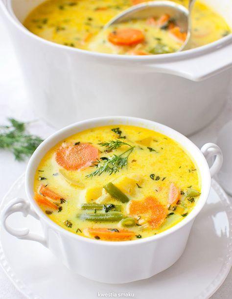 Zupa fasolkowa | Kwestia Smaku