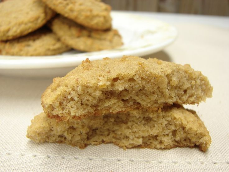 These coconut flour biscuits taste reminiscent of gingerbread and come together in a pinch!