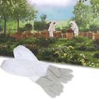 ◔❁ 1 pair  Beekeeping Protective Gloves with Vented Long Sleeves-Grey and... http://ebay.to/2AS8Mb7