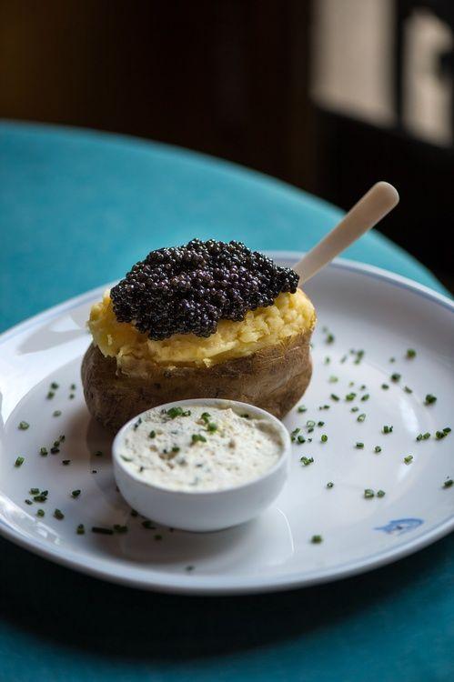 Le nouveau restaurant pop up de Caviar Kaspia à Spring Place New York | Vogue