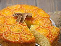 Torta rovesciata di mandarini ricetta