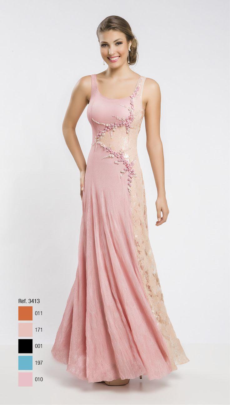 24 best Vestido de Festa Lika Fashion images on Pinterest | Long ...