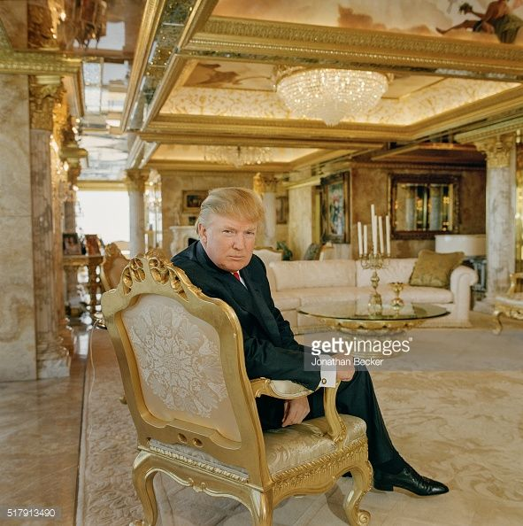 38 best trump president trump 39 s penthouse images on for Trump tower new york penthouse