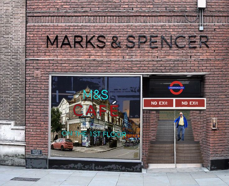 M&S was founded in 1884 by Michael Marks and Thomas Spencer.