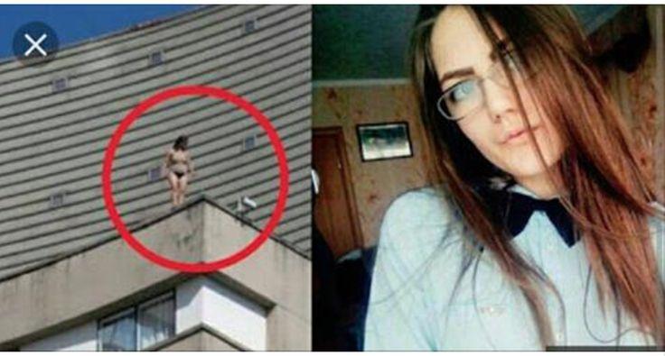 Dit 15-jarig meisje pleegt zelfmoord door van een hoog gebouw te springen. Wanneer de ouders haar telefoonberichten lezen, weten ze waarom.