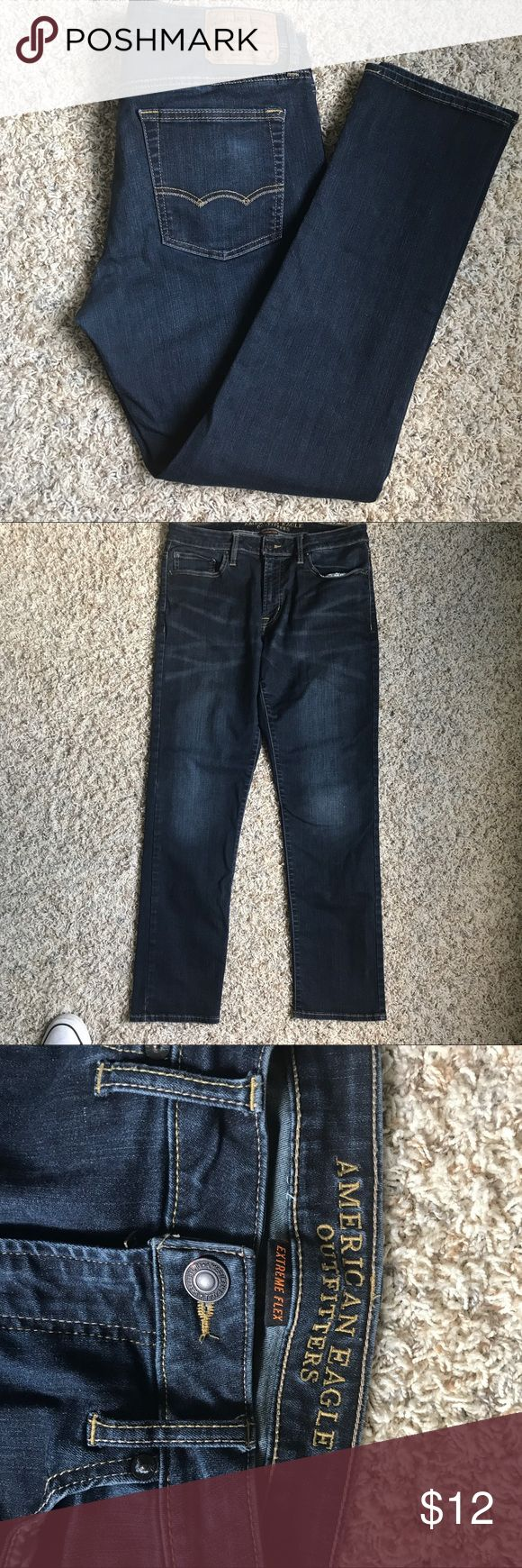American Eagle Jeans Men 32 American Eagle Jeans Men 32 Slim American Eagle Outfitters Jeans Slim
