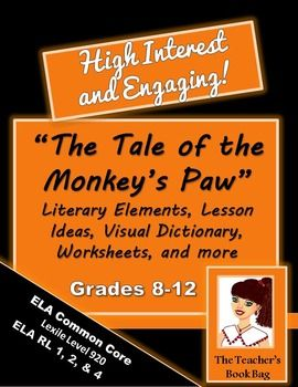the monkeys paw critical essay Free term papers & essays - foreshadowing in the monkeys paw, m.