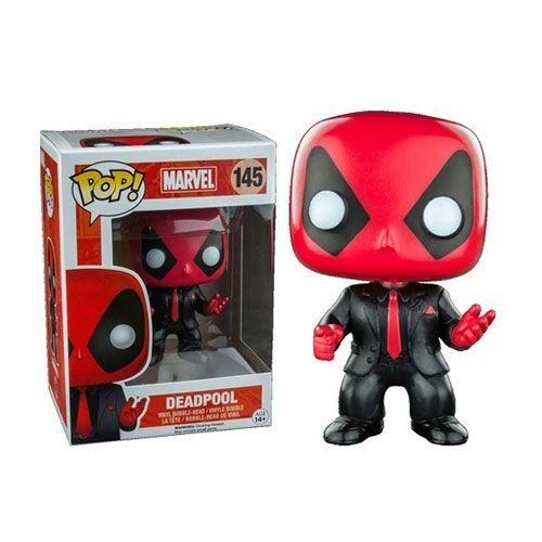 Spiffy Deadpool Pop!