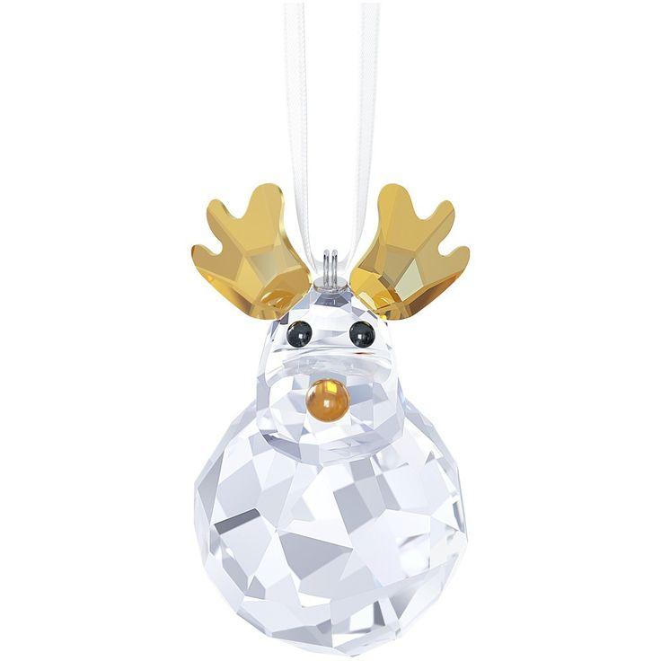 58 best Swarovski Christmas Ornaments images on Pinterest