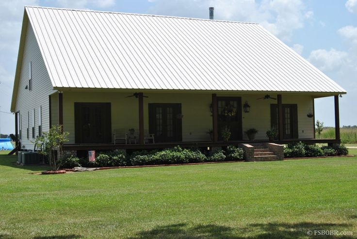 Acadian Style Homes Louisiana – Styles Of Homes With Pictures