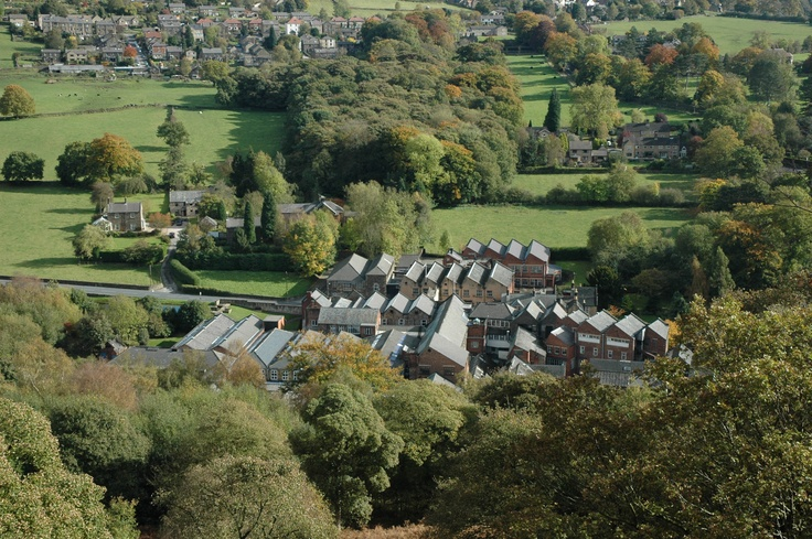 The John Smedley Mill & Estate