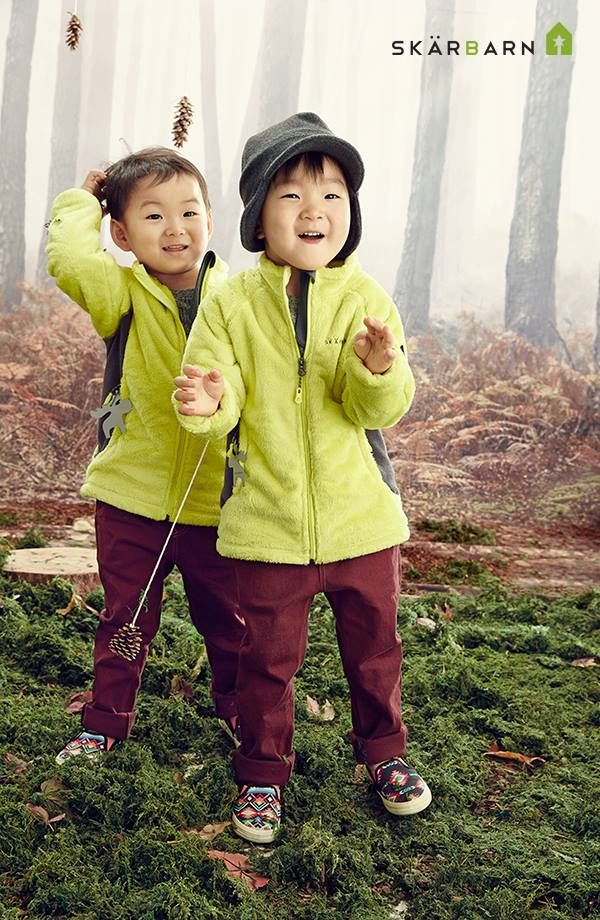 #Daehan #Minguk #Manse For Skarbarn Autumn Fall Collection 2015