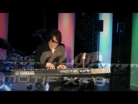 Yamaha Motif XF8 (Di-rect, Borsato,Trijntje,Jurk,Frans) - YouTube