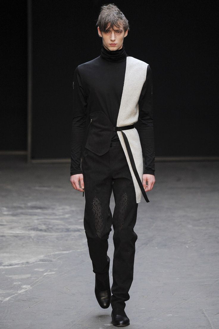 Visions of the Future: Lee Roach, autumn/winter 2015 menswear