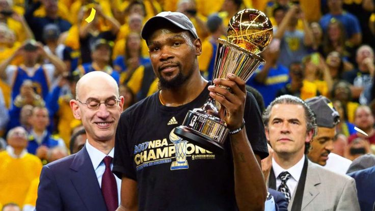 "The 2017 NBA Championship title was a long-awaited, first-time title for finals MVP Kevin Durant.   ""I've been praying for a champagne shower in the locker room for a long time and the experience, man, is next level,"" the Golden State Warriors star told ABC News' T.J.... - #Durant, #Finals, #Hed, #Kevin, #MVP, #NBA, #Praying, #TopStories"