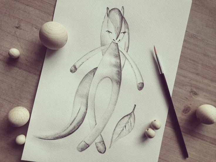 Milada.creative.art # my hobby # aquarel paiting # Slovakia # pony # 🎨