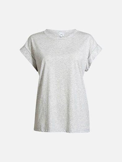 Chill t-shirt   7189710   Grå   BikBok   Norge