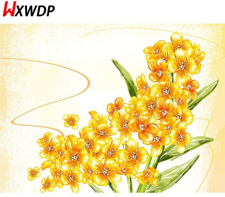 Nueva diy diamante pintura kits de decoración del hogar kits de punto de cruz de pavo real pintura de la flor de piedra de diamante bordado wxwdp(China)