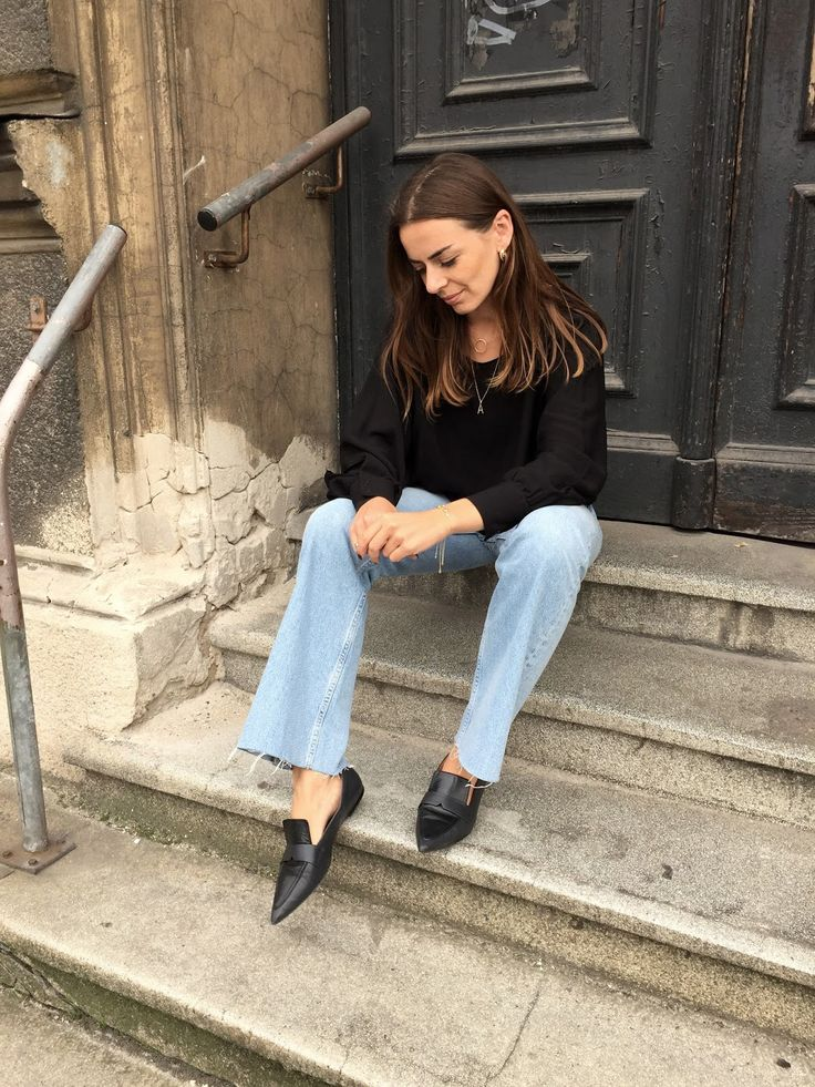 My style: cutted jeans - AGNESA ADAMCZAK