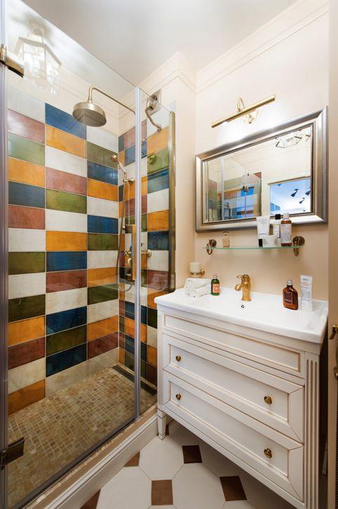 Фотография:  в стиле , Ванная, Советы, Ремонт на практике – фото на InMyRoom.ru