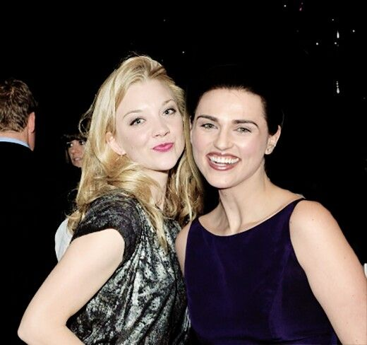 Katie McGrath & Natalie Domer