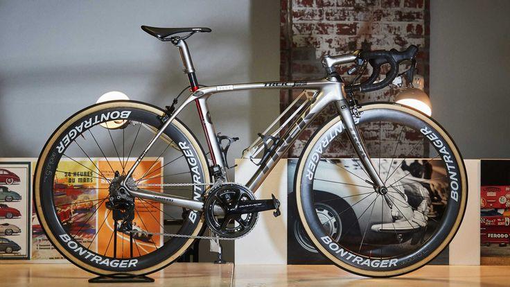 John Degenkolb Project One Domane: Café Racer   Trek Bikes