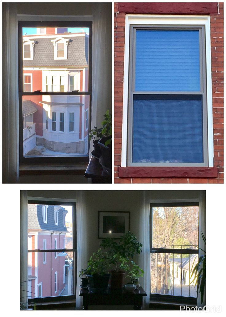 1000 ideas about double hung windows on pinterest for Picture window replacement ideas