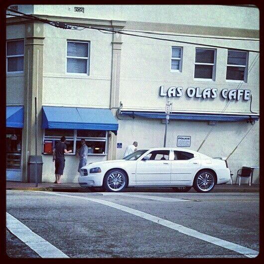 Las Olas Cafe in Miami, FL