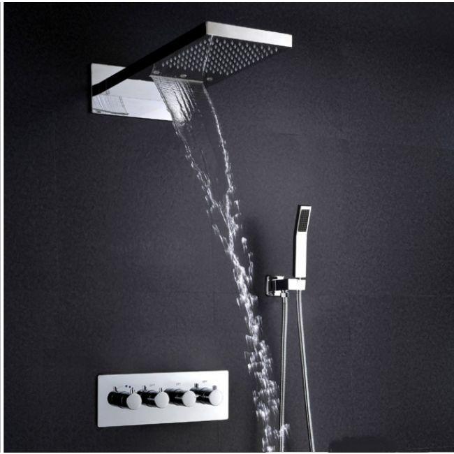 17 Best Images About Bathroom Shower Set On Pinterest