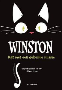 Alle recensies over Frauke Scheunemann – Winston. Kat met een geheime missie (Winston 1) | http://www.ikvindlezenleuk.nl/product/scheunemann-winston/