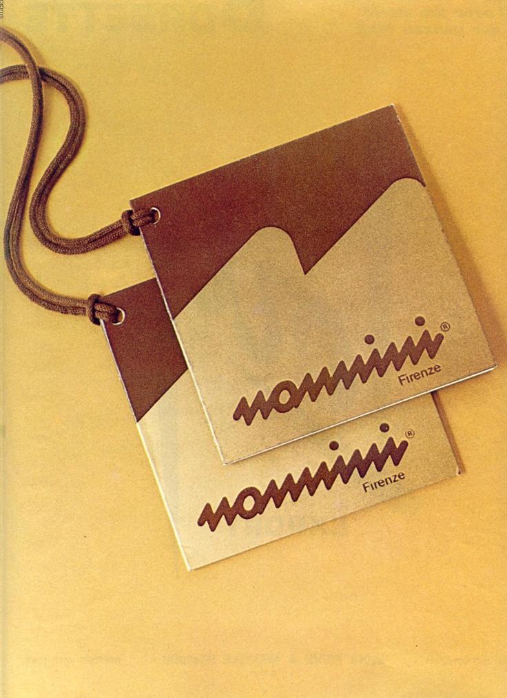 Il logo degli anni '70...